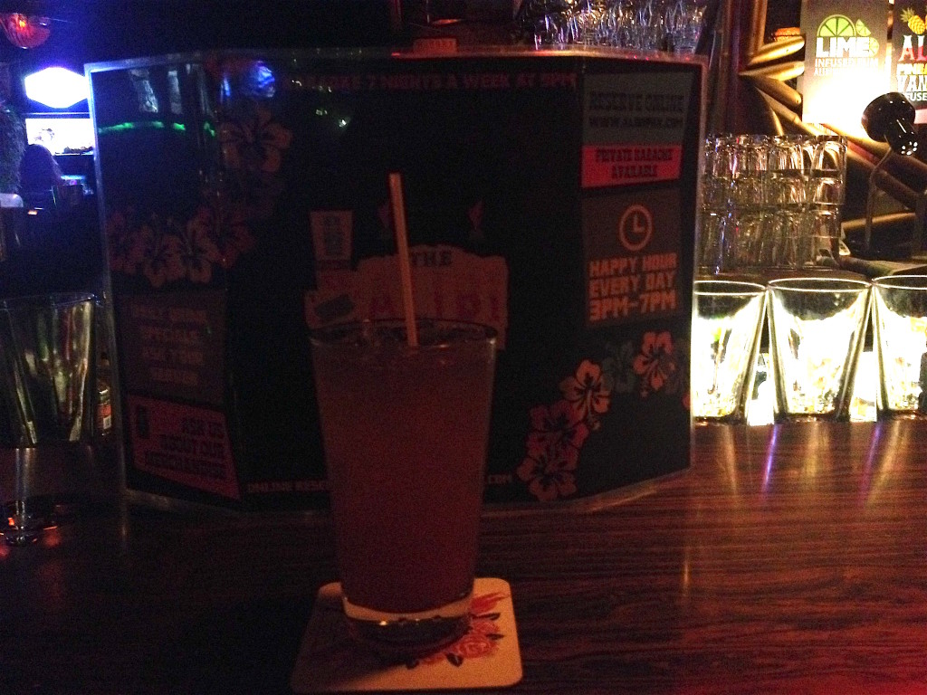 Mai Tai at The Alibi