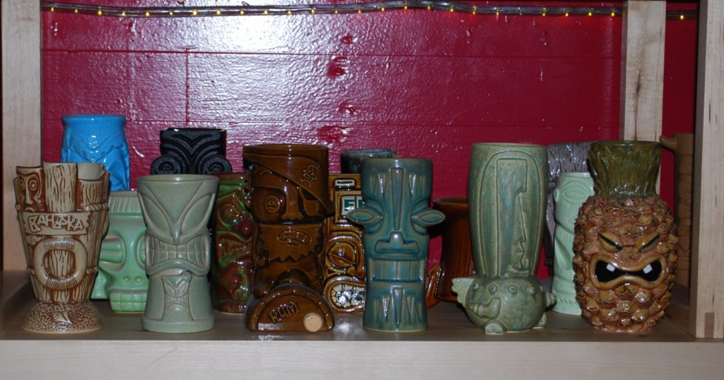 More Tiki mugs