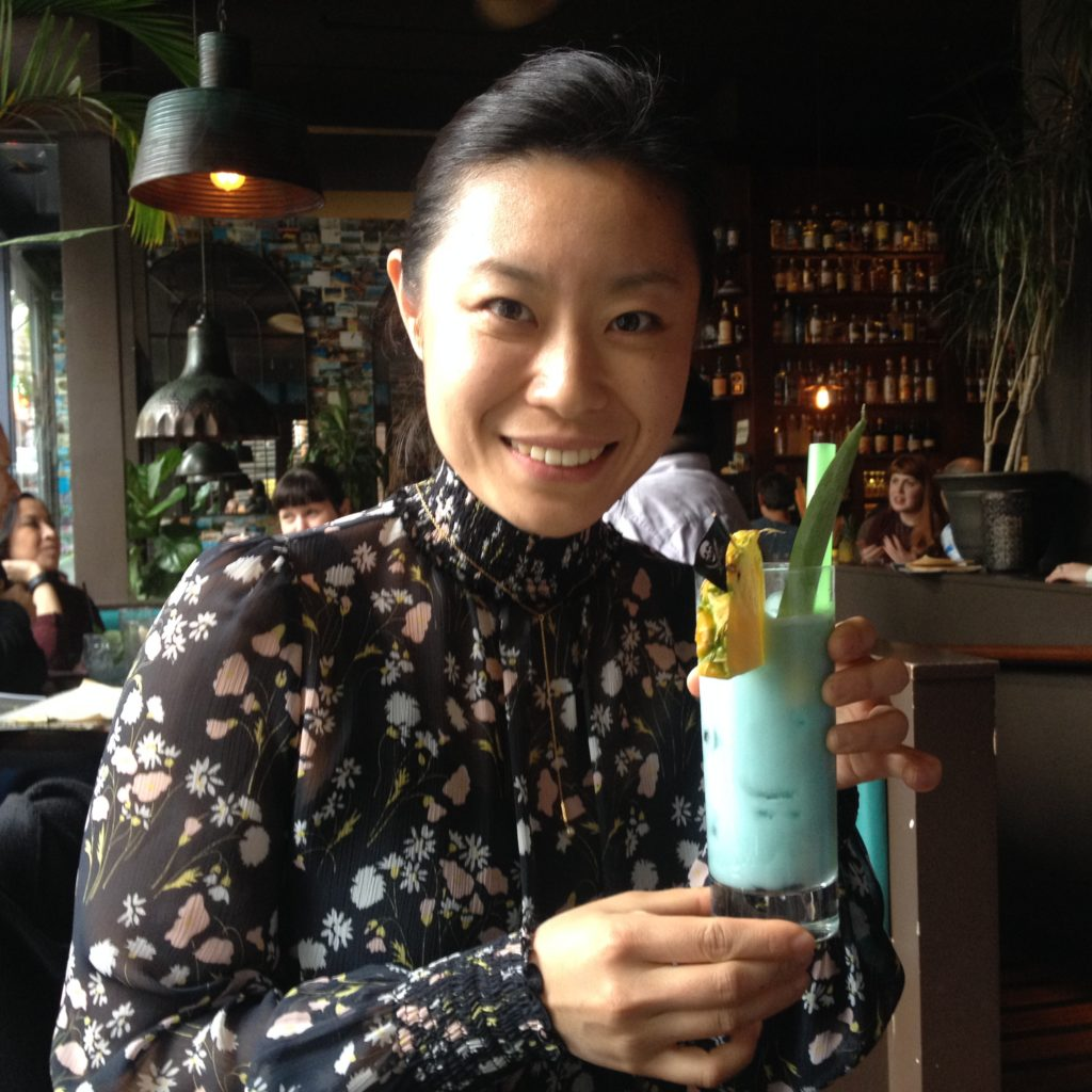 Hanjing Solo with her Boba Fete