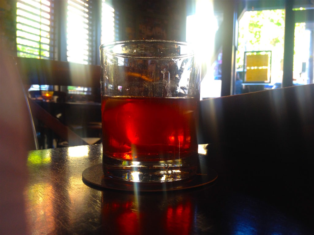Sazerac at Rumba