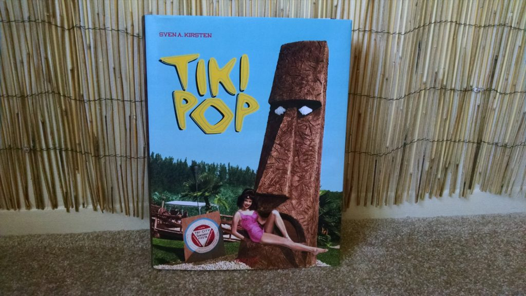 Tiki Pop Book