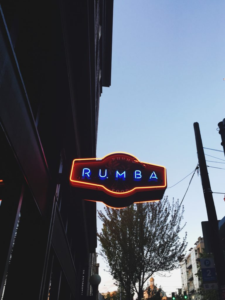 Rumba Seattle photo by Erika