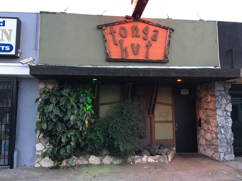 The Tonga Hut North Hollywood