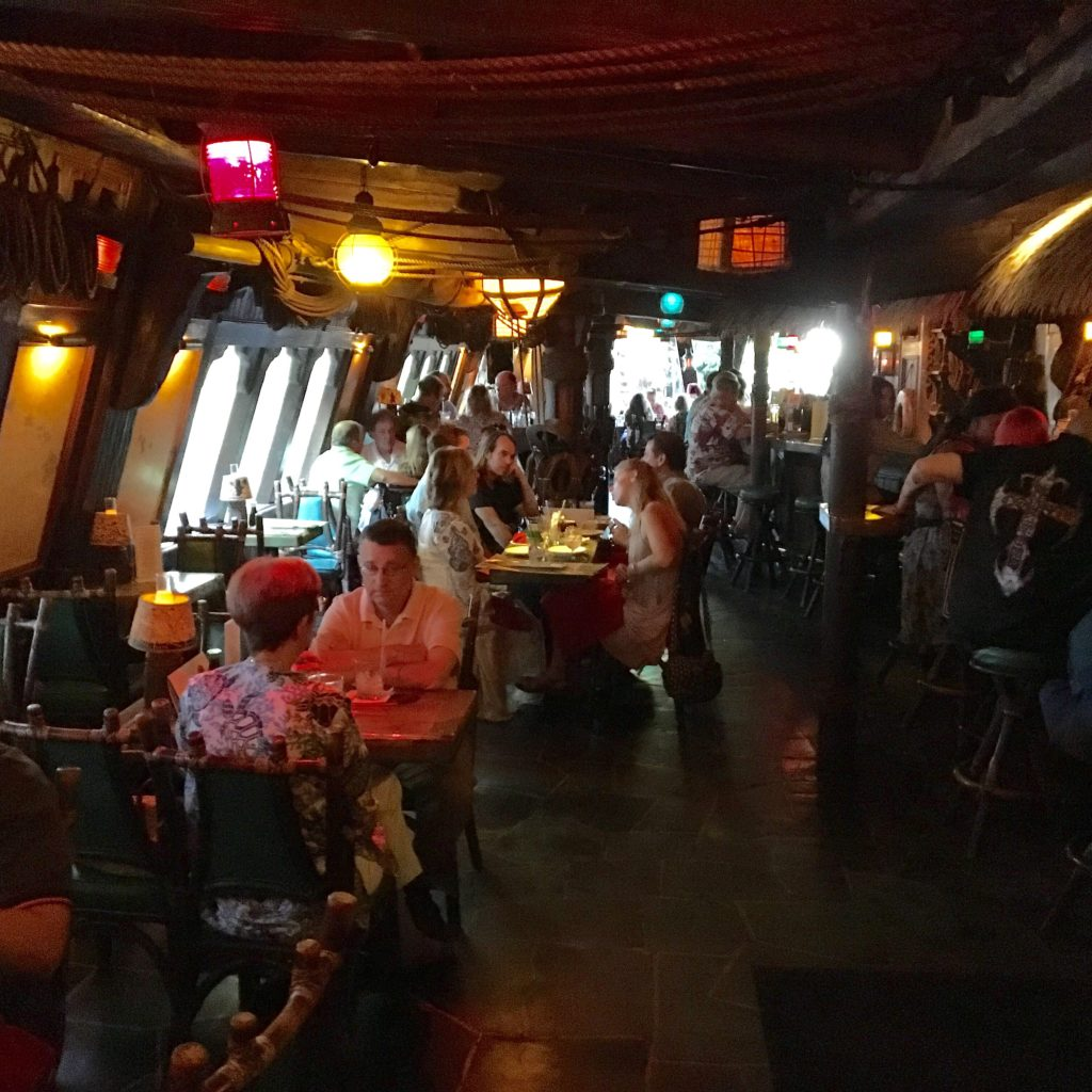 Molokai Bar at The Mai Kai