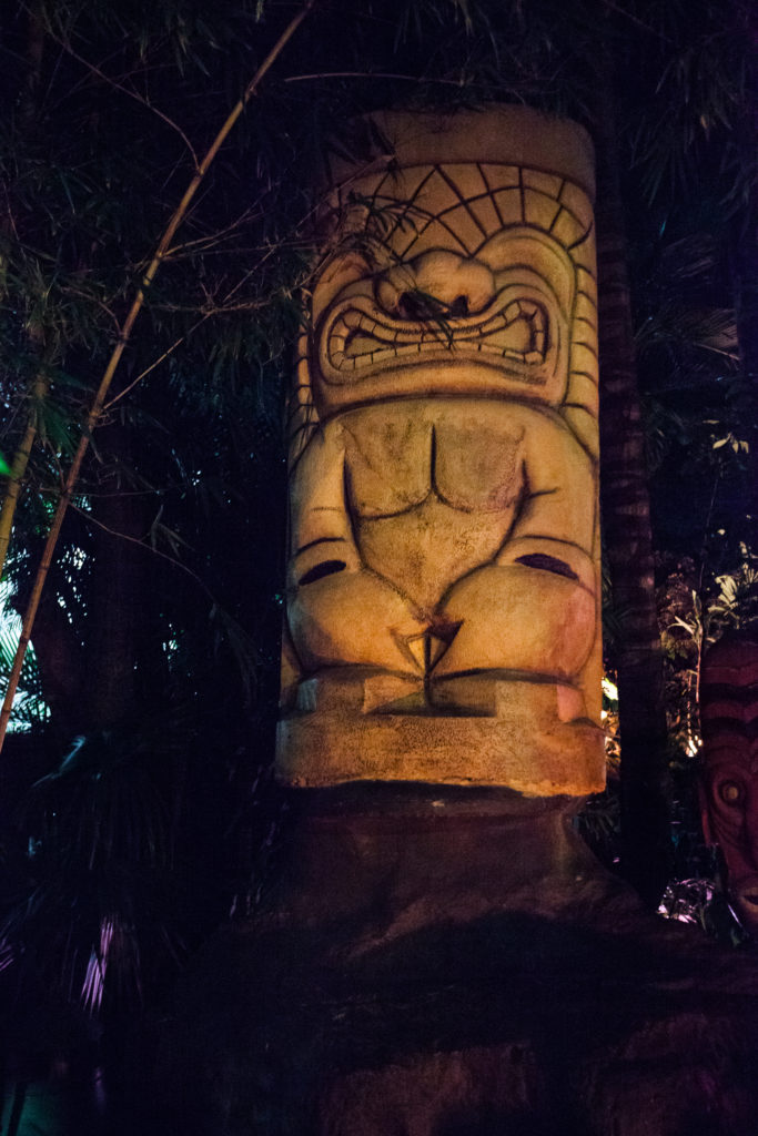 The Mai Kai at night