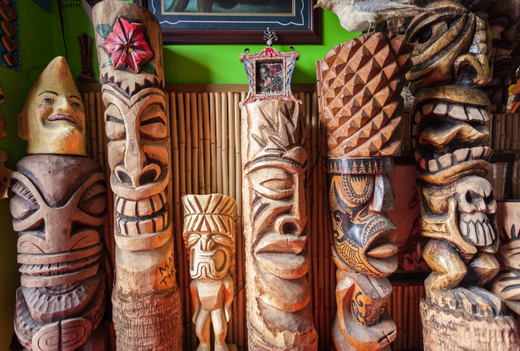 Kreepy tiki tattoos and boutique fort lauderdale fl for Tattoo artist in fort lauderdale