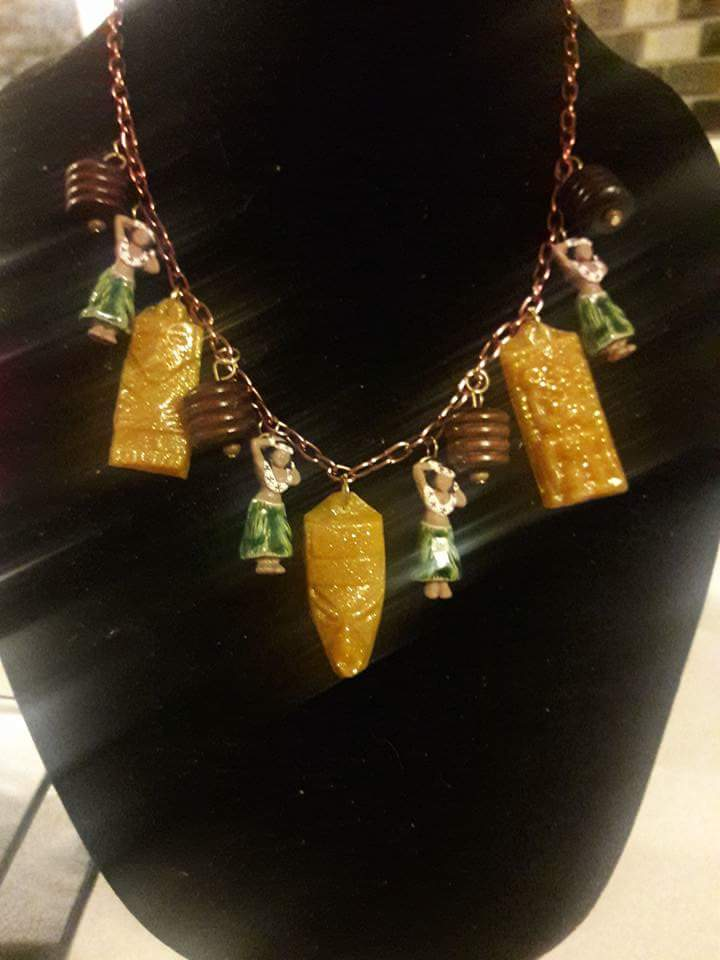 JoJo's Tiki Hut jewelry