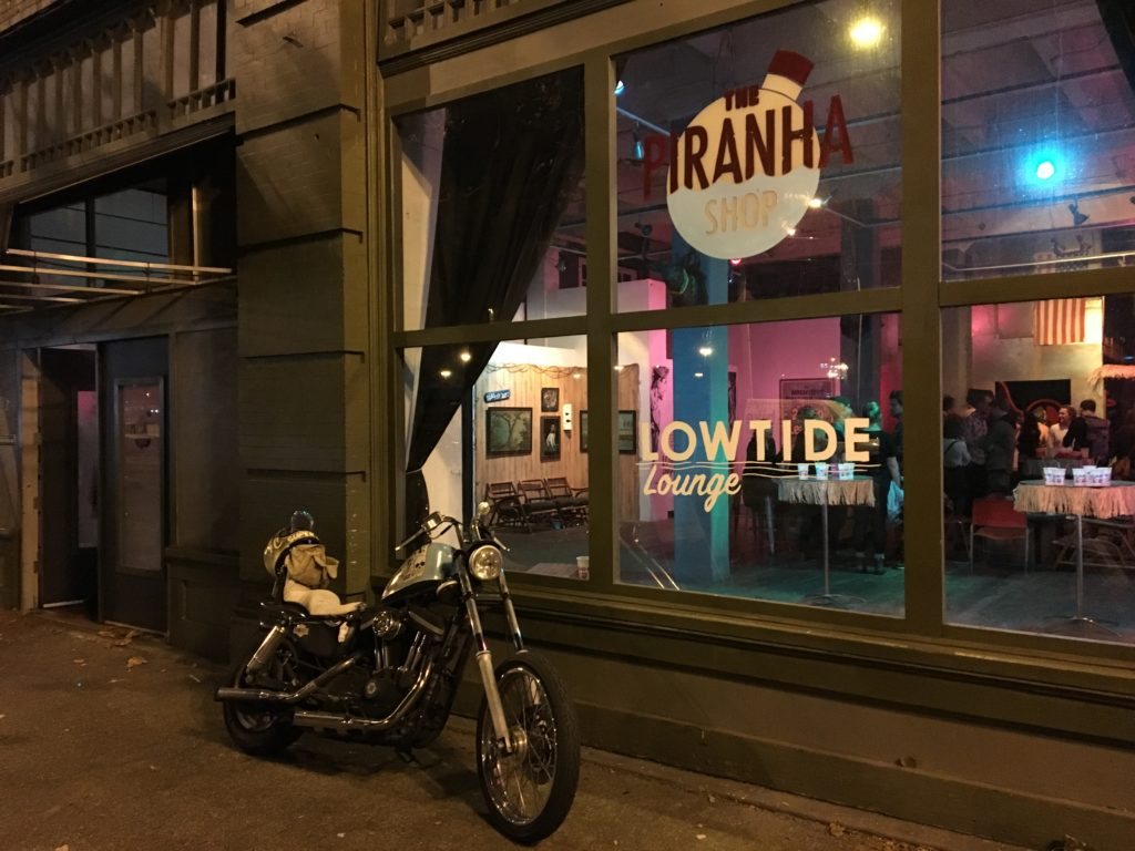 Lowtide Lounge at The Piranha