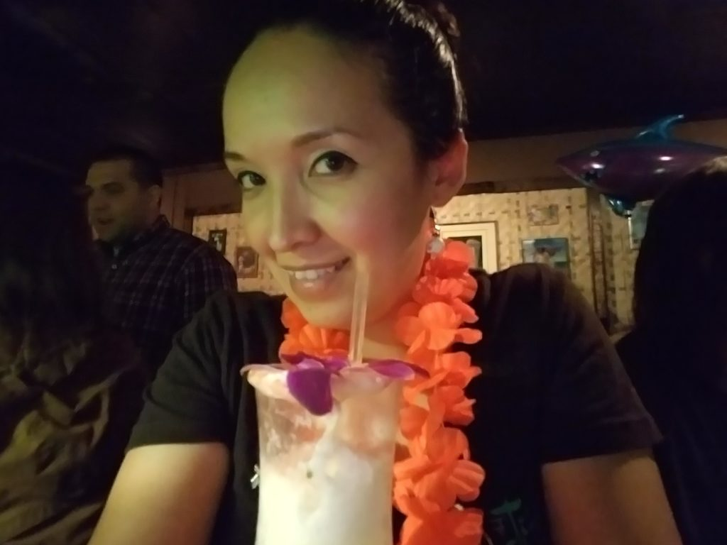 Angelica Navarro - Adventures In Tiki