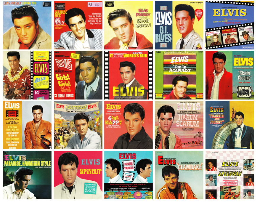 Elvis Movie Soundtracks