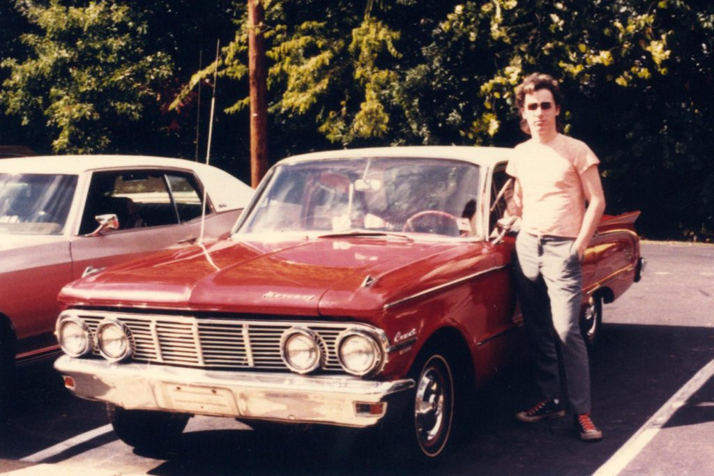 1984 with my 63 Comet