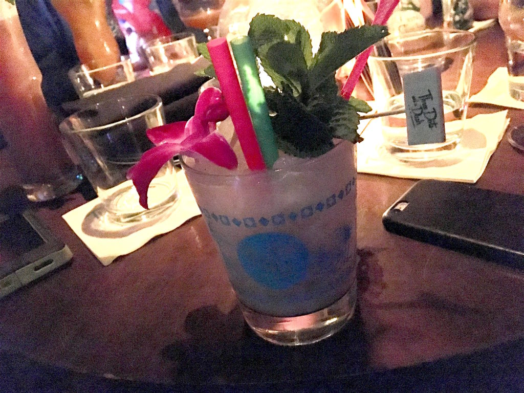 Trader Vic's Mai-Tai at Three Dots and a Dash