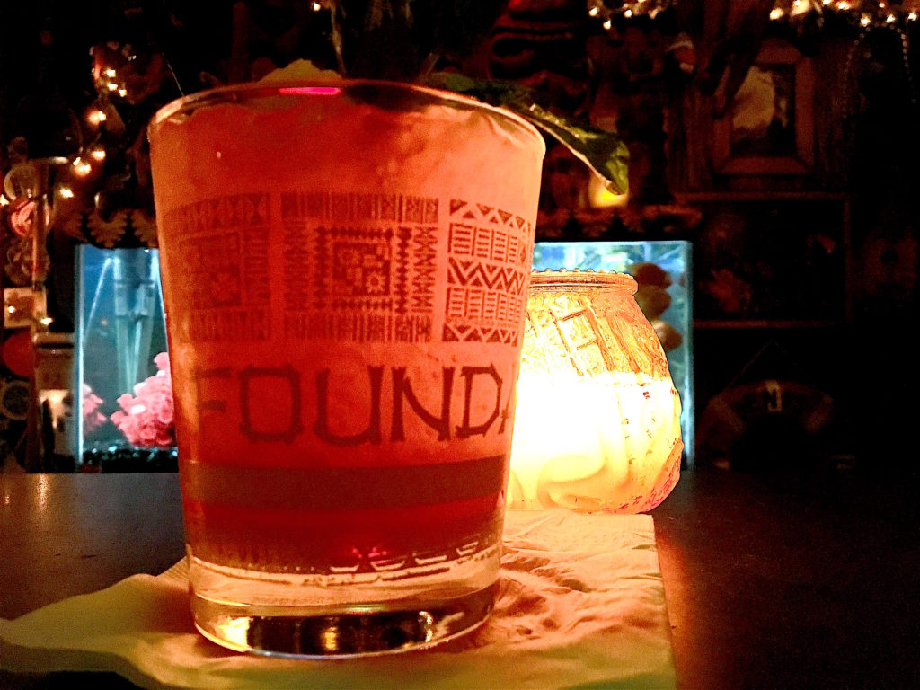 Mai Tai at Foundation