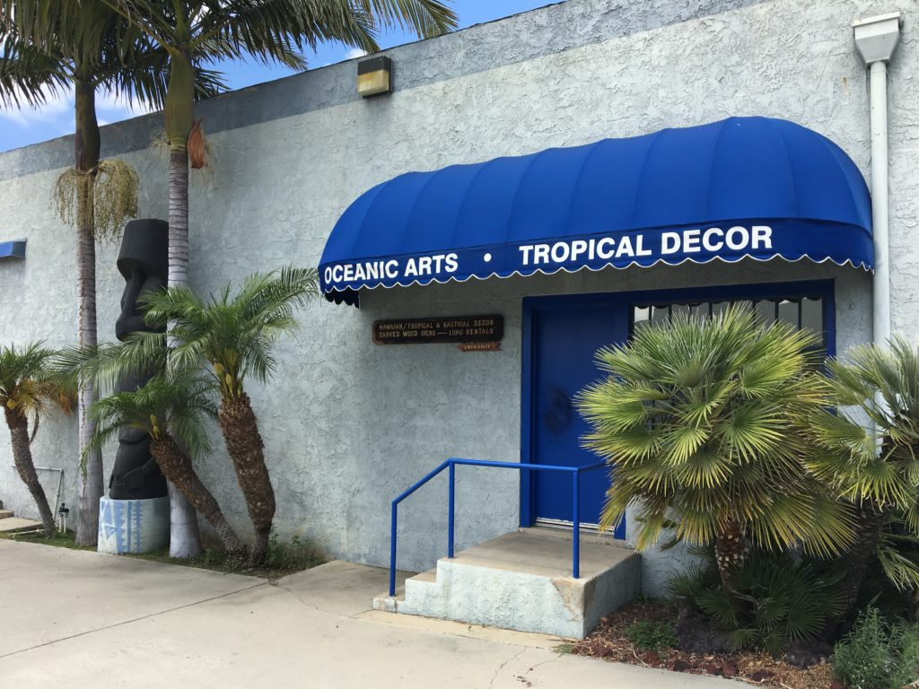 Oceanic Arts Whittier CA