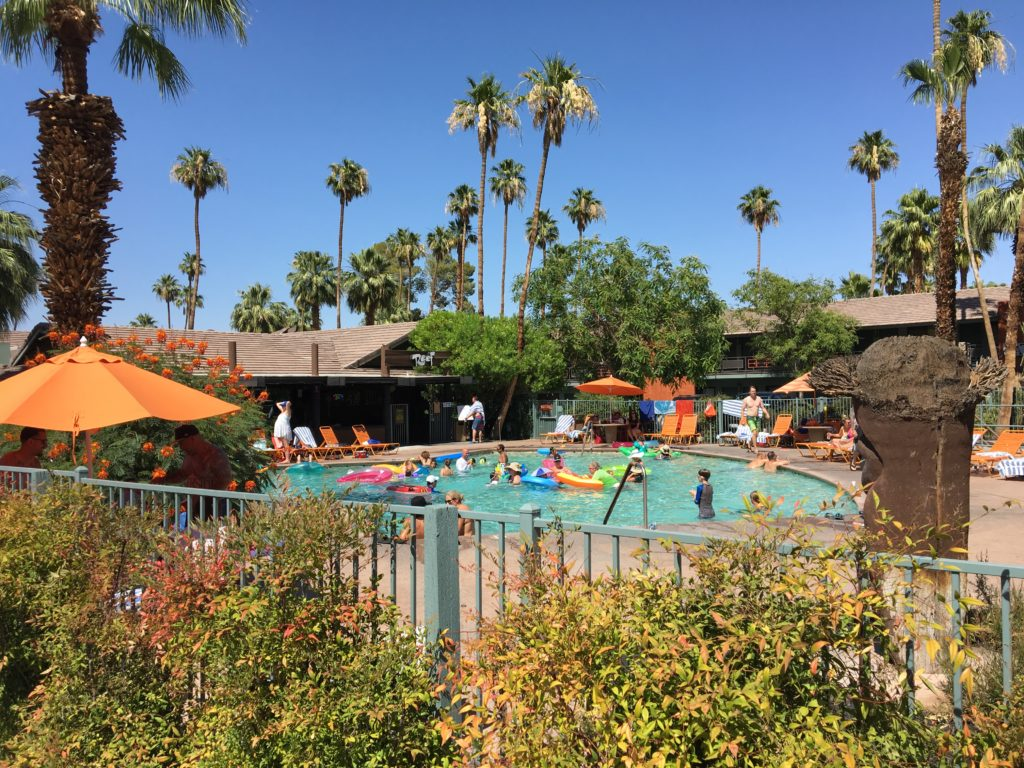 Caliente Tropics Palm Springs