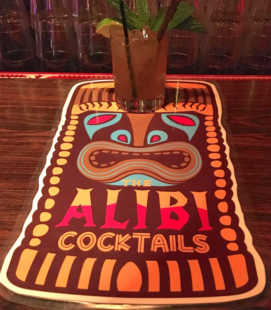 The Alibi Mai-Tai