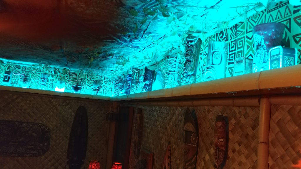 The Enchanted Tiki Lounge