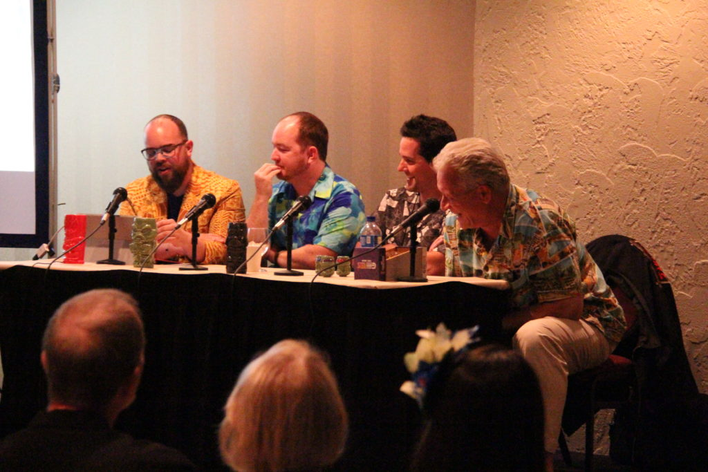 Tiki Hits Today's Pop Culture Symposium at Tiki Kon 2017
