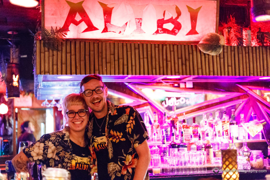 Tiki Kon 2017 Home Bar Tour