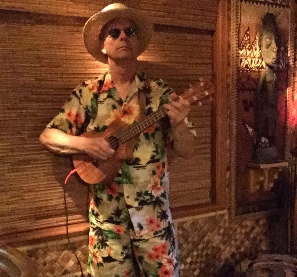 John Mumford - Aloha Theater And Tiki Bar