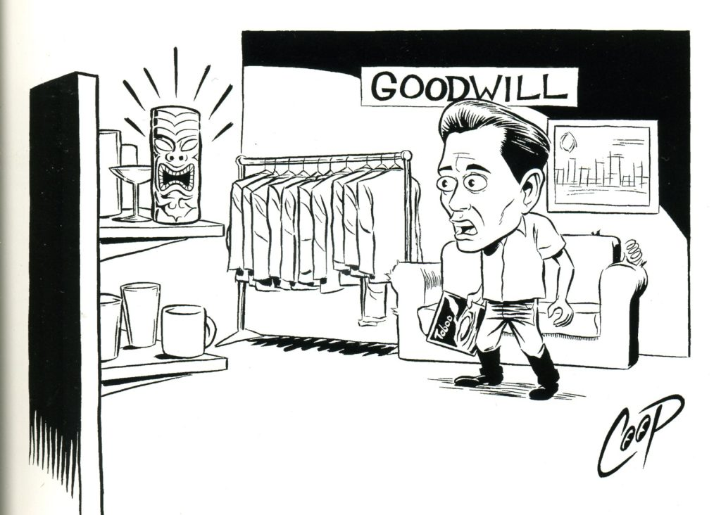 Coop's Goodwill drawing