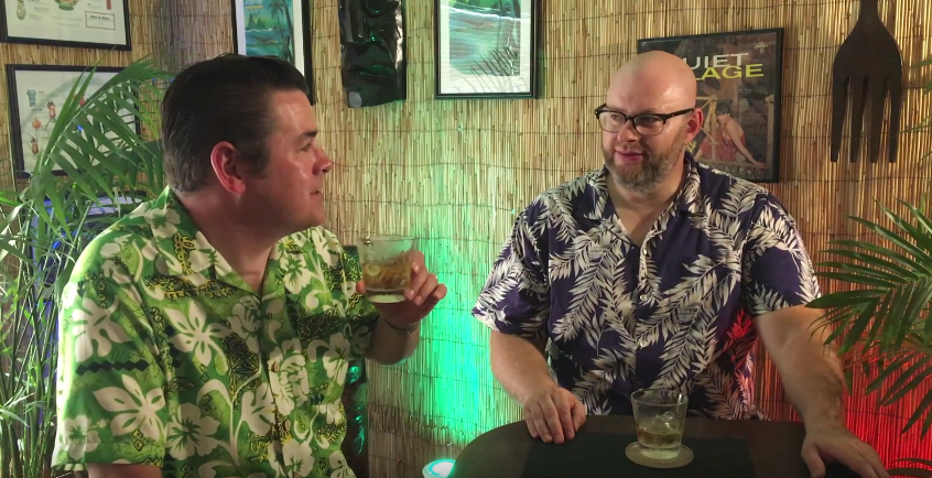 Tiki With Ray Episode 4 Themed Restaurants And Tiki