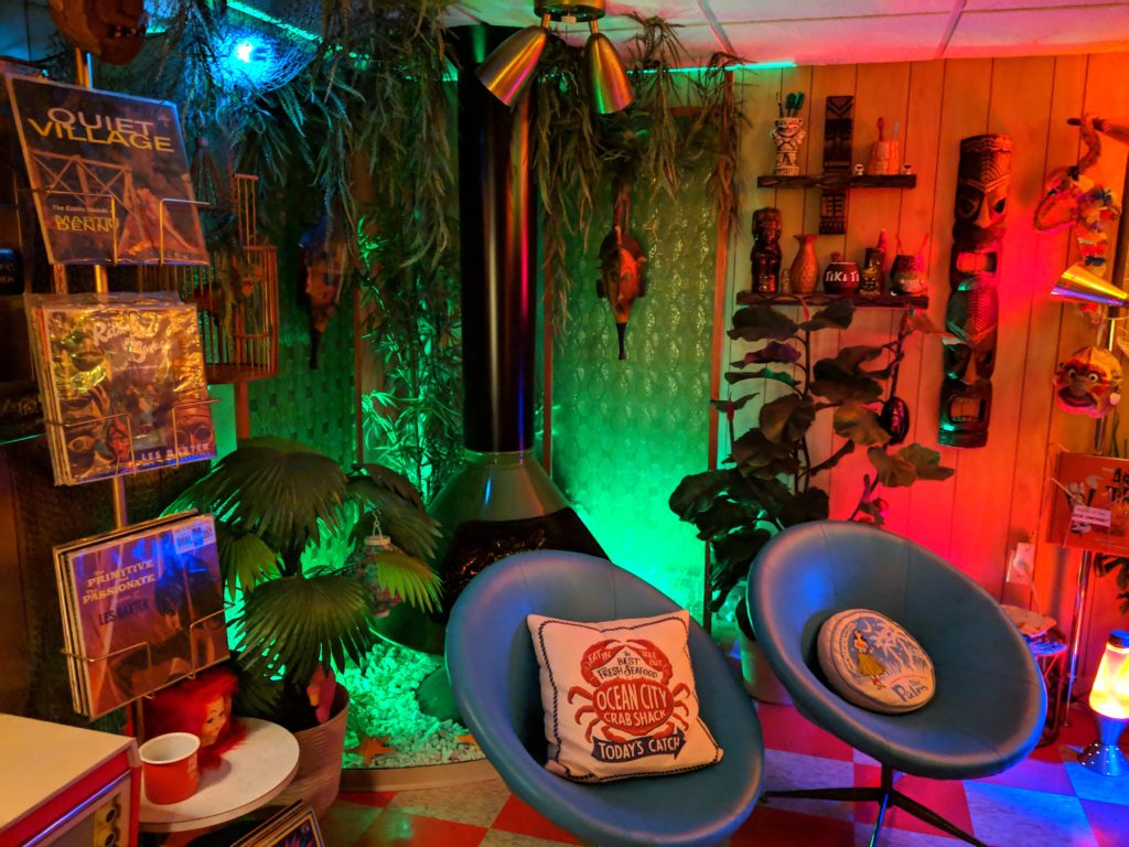 Tiki Lanes and the Lava Lounge