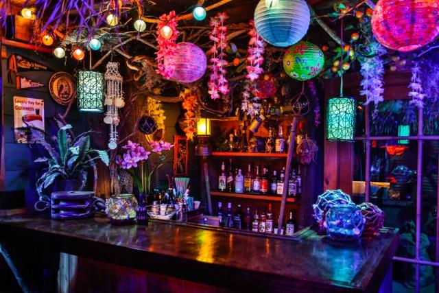 Home Tiki Bar Spotlight 34 Trader